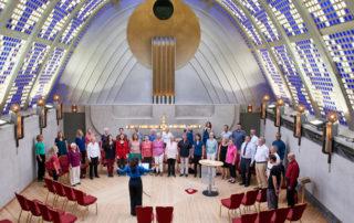 Chor im Schnoor im Himmelssaal