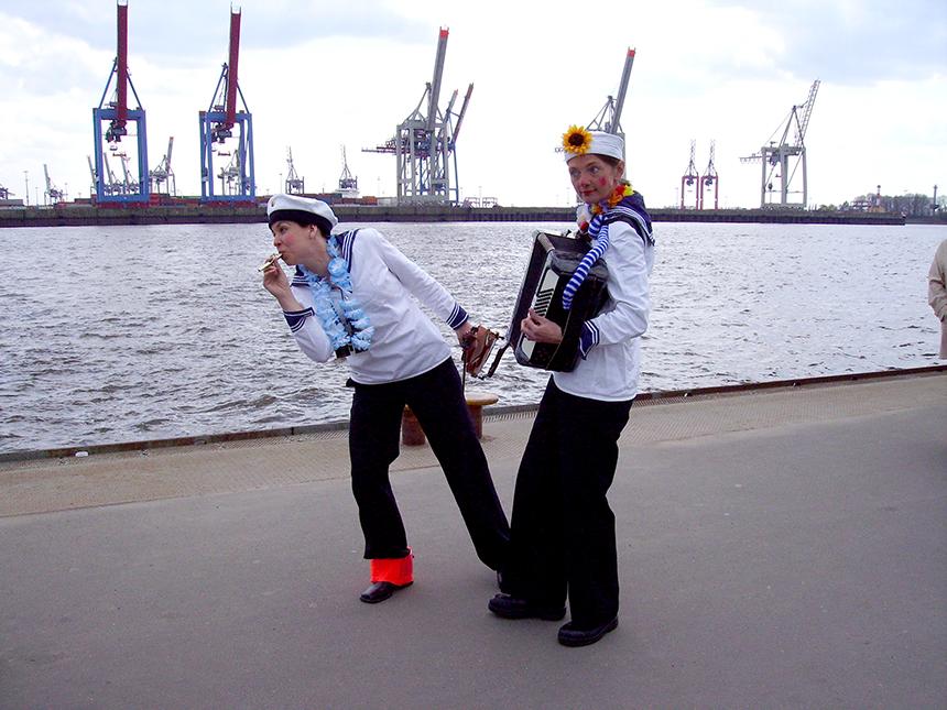 Seemannsbräute